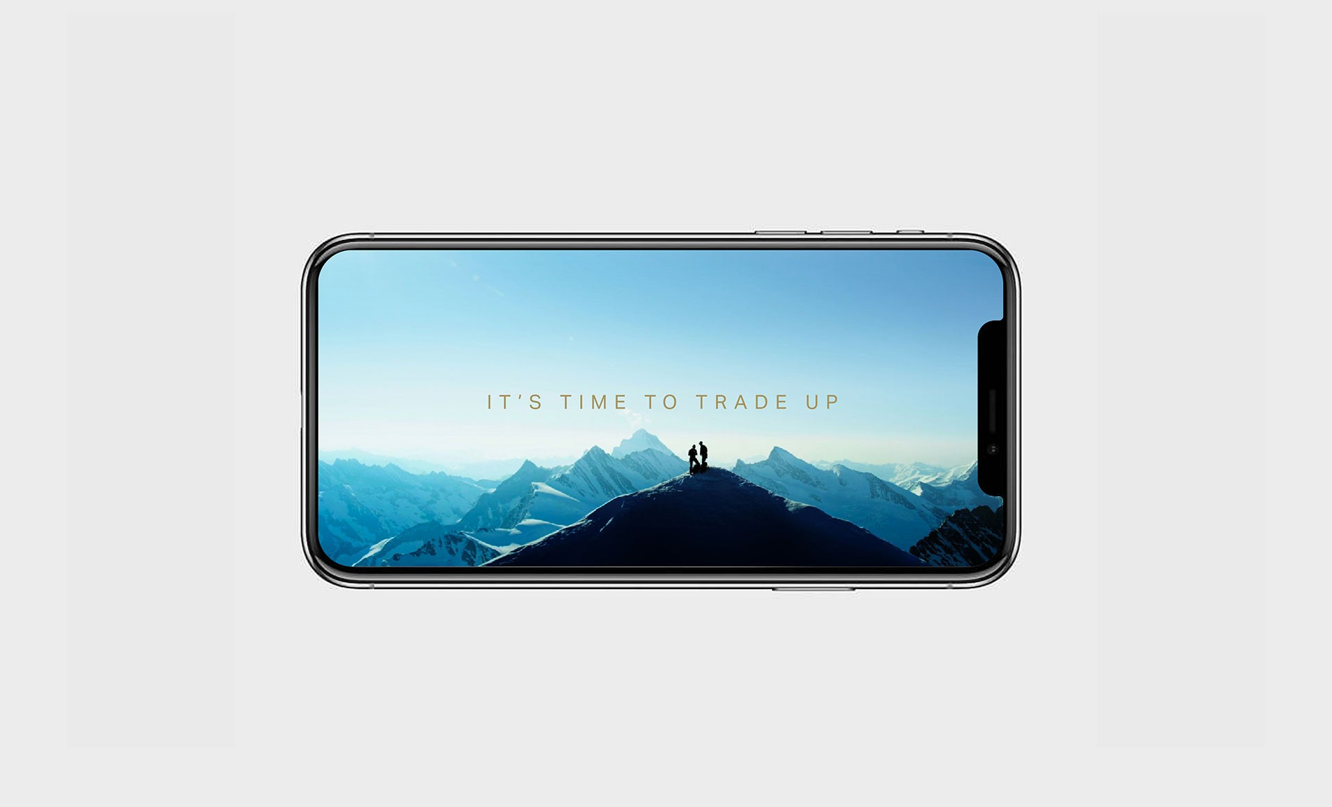 Brand Video on iPhone